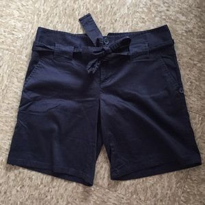 The LIMITED drew fit shorts with adjustable length